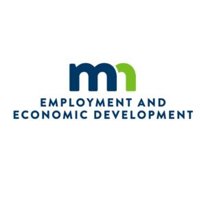 MN Employment & Economic Development logo